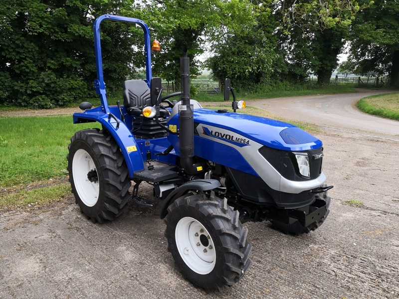 Lovol M254R Compact Tractor