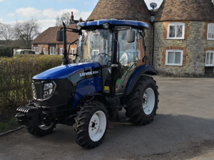 Lovol M504C Compact Tractor with Cab