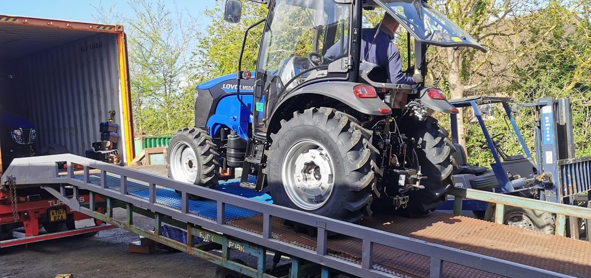 Lovol Compact Tractor Importer