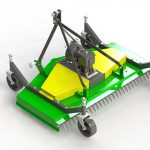 Finishing Mower Compact Tractor Attachment