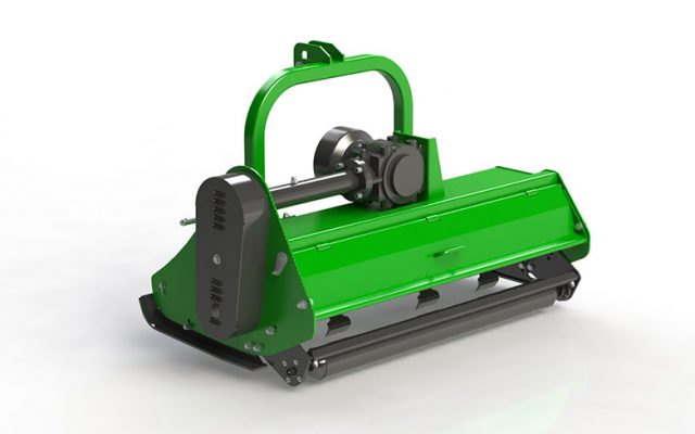 Flail Mower Compact Tractor Attachment