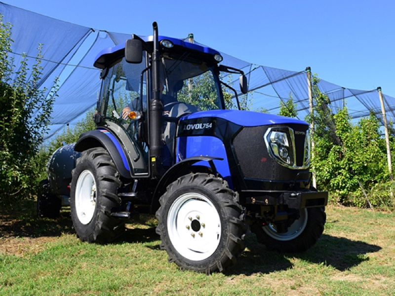 Lovol M754C Compact Tractor with Cab