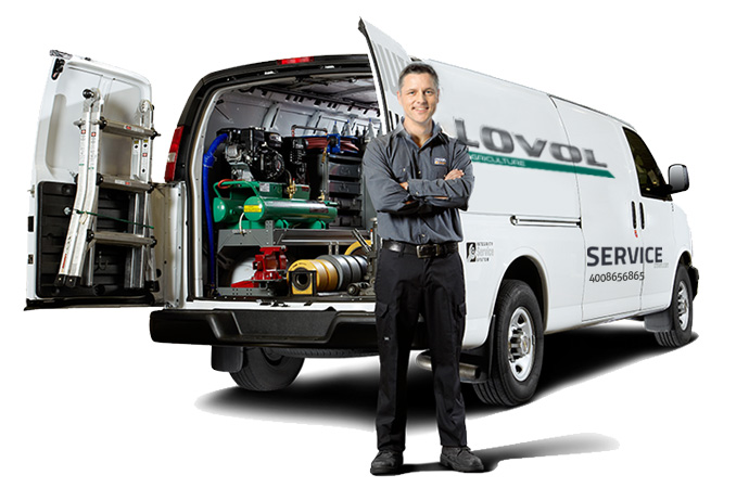 Lovol Compact Tractor Parts and Servicing