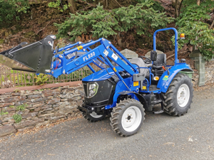 Lovol M504R Compact Tractor